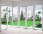 Design Pintu Kaca Aluminium