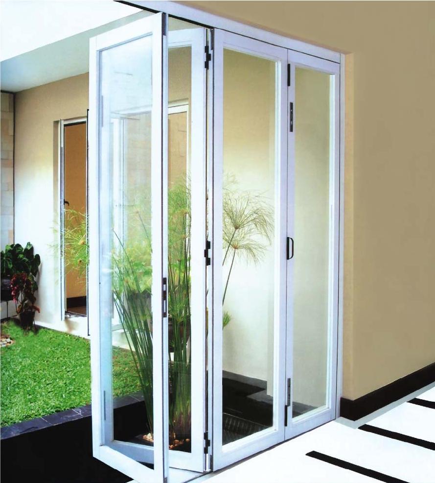 design pintu taman | pintu minimalis